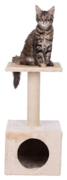 Drapak dla kota z domkiem