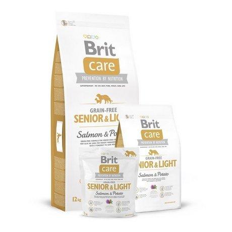 Karma Brit dla seniora