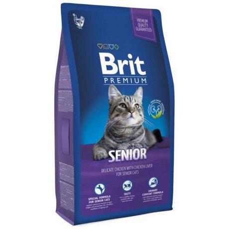 Karma dla kota Brit Senior