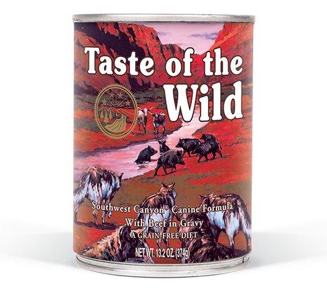 Karma mokra Taste of the Wild